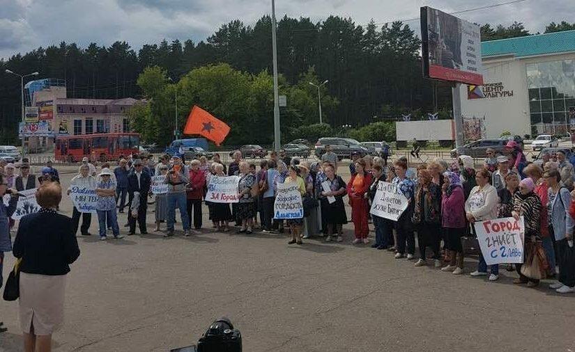 Нефтекамск: Город гниет с главы!