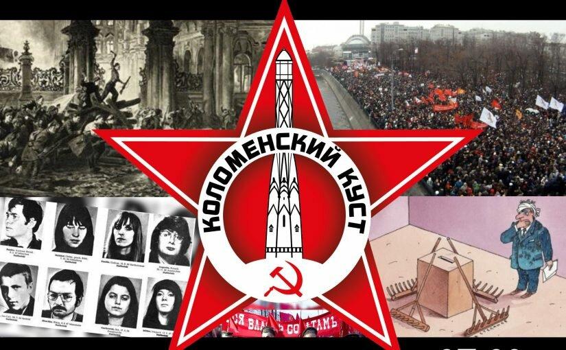 Активист Левого Блока о бойкоте выборов (видео)