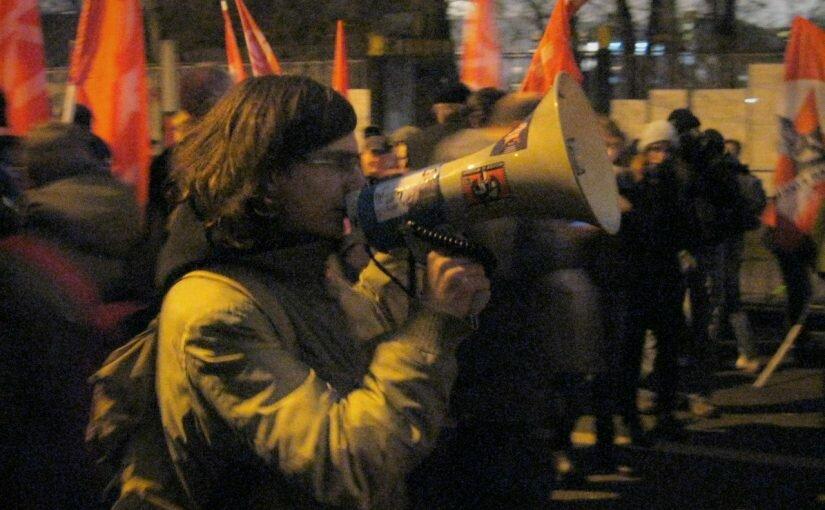 Москва: штраф за Первомай