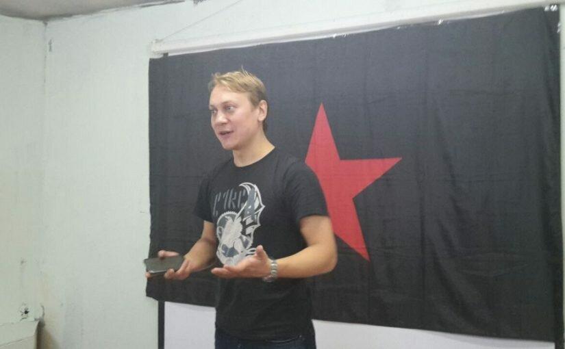 Москва: Глаголом — жечь!