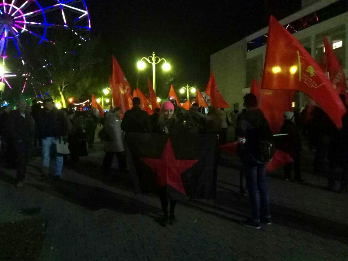 Ростов-на-Дону: День полиции помешал шествию