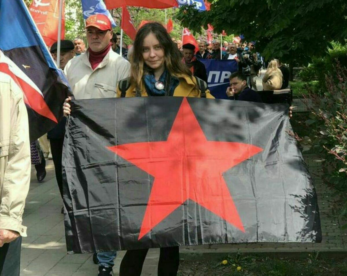 Ростов-на-Дону: два первомайских шествия