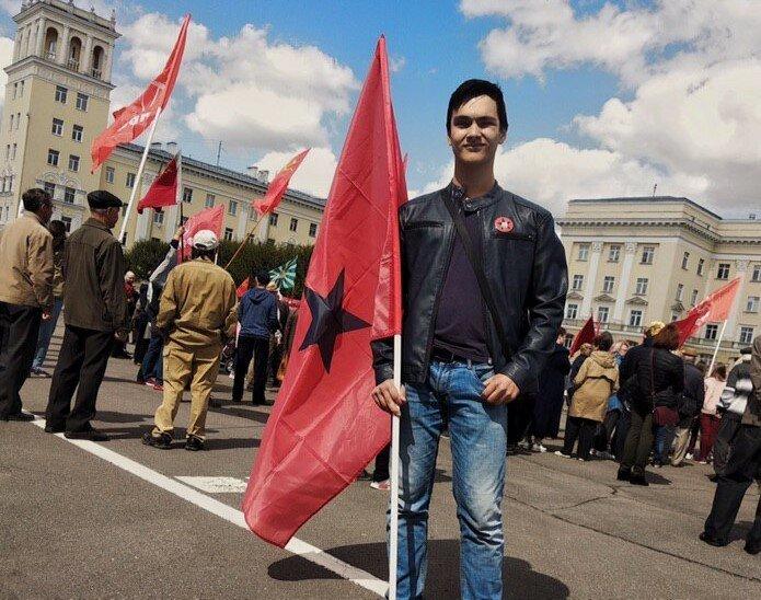 Смоленск: не наш официозный Первомай